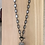 Thumbnail: Dark Chain and Cz Necklace
