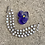Thumbnail: Silver Coin Pearl Bracelet
