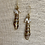 Thumbnail: Auger Shell Earrings