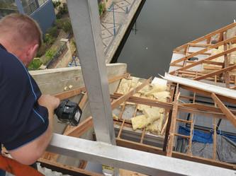 Roofing make safe