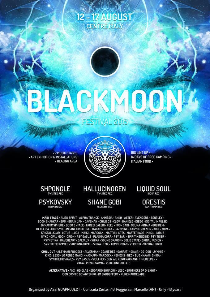 Blackmoon festival