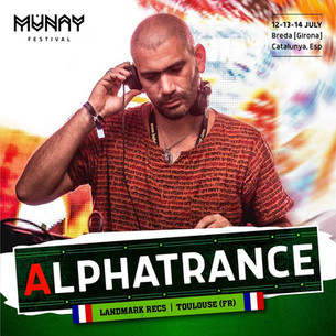 Alphatrance - Munay festival 2019 (Spain)