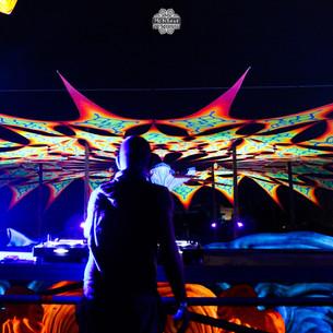 Alphatrance at Munay festival (Spain)