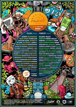 Alphatrance at Munay festival -Spain