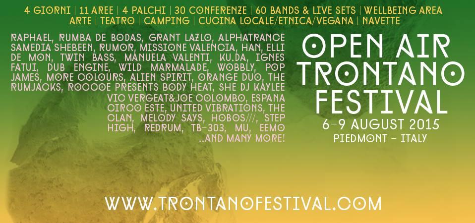 Trontano festival