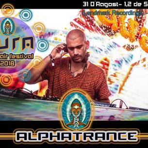 Alphatrance - Munay festival 2018