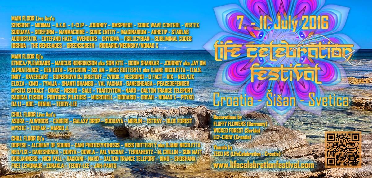 Life of clelebration festival