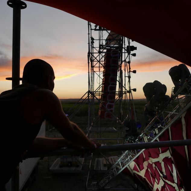 Alphatrance - Festival Totem - France