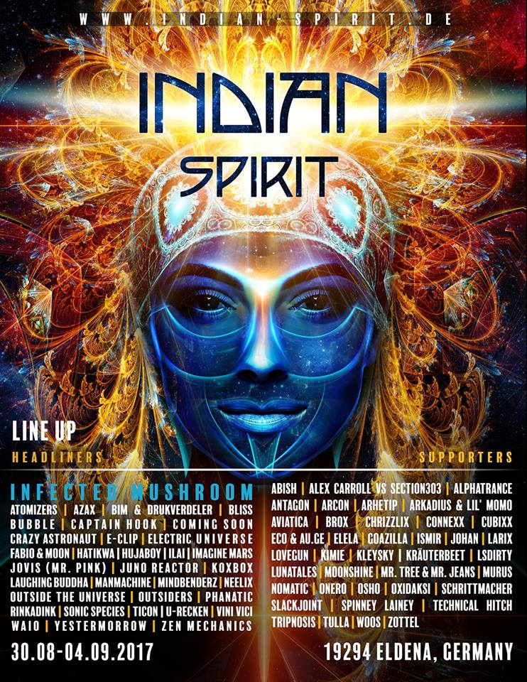 Indian Spirit festival - Alphatrance