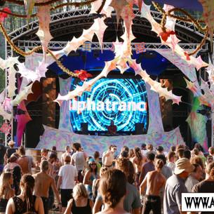 Alphatrance - Resisefieber festival - Switzerland