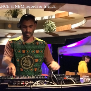 Alphatrance atNBM records & friendz