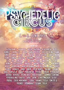 Psychedelic Circus 2015