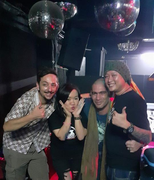 Alphatrance at Sonic trip - Bangkok / Thailand