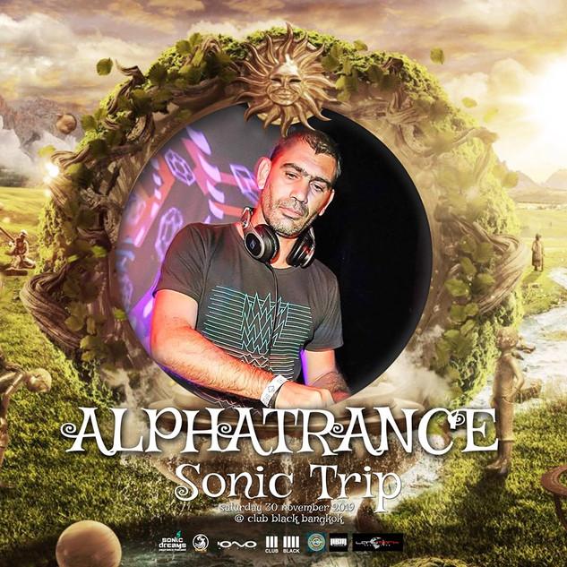 Alphatrance at Sonci trip - Bangkok / Thaialnd