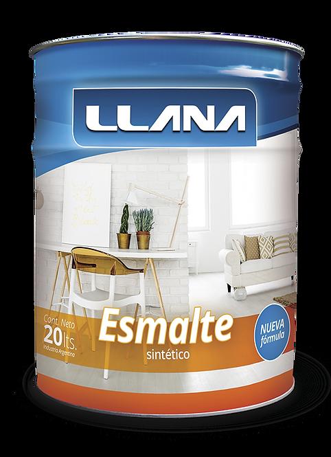 ESMALTE MATE  - 1 LT. - LLANA