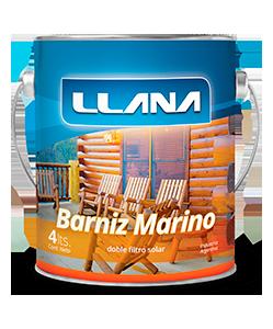 BARNIZ MARINO  - 4LT. - LLANA