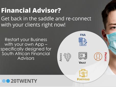 Digitally re-start your brokerage with 20Twenty