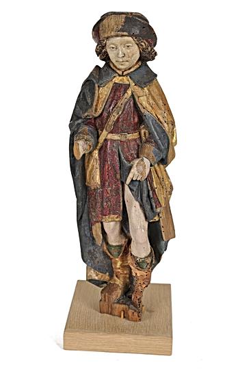 Sculpture - Saint Roch
