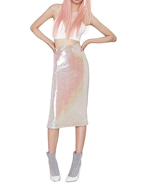 Unicorn Sequin Skirt