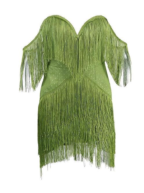 The Grass Is Greener Dress