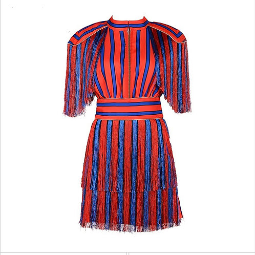 The American Dream Fringe Dress