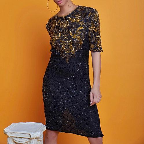 Amour Propre Sequin Dress