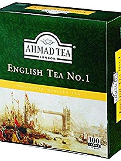Thé noir Ceylon Ahmad Tea 100 sachet