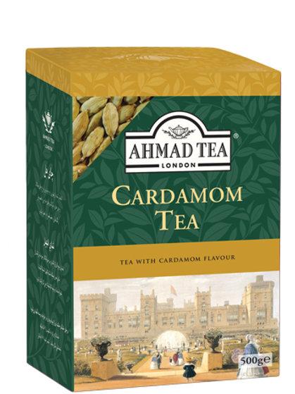Ahmad Tea CARDAMOM Tea  500 g