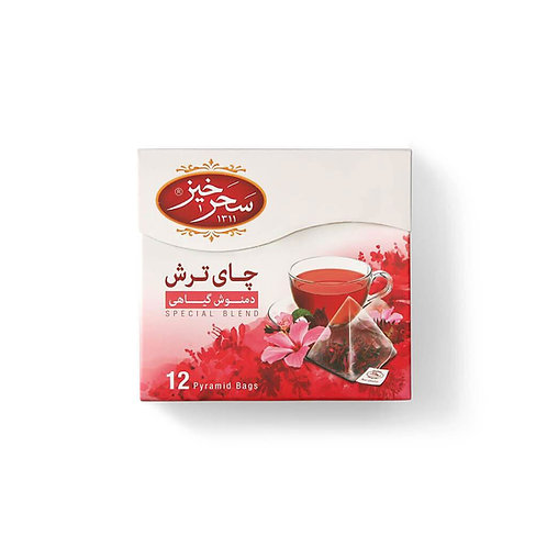 Infusion d'Hibiscus 12 Sachets Pyramid 2gr