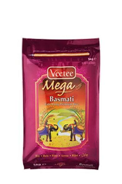 VeeTee Mega Premium Riz Basmati 5kg