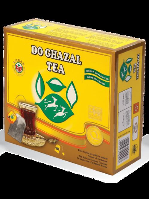 Thé noir  à la  cardamome  do ghazal 100 sachets
