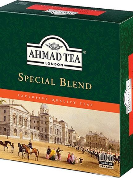 Thé noir spécial Blende AHMED 100 sachet