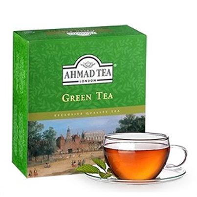 Thé Vert Ahmad tea 100 Sachet