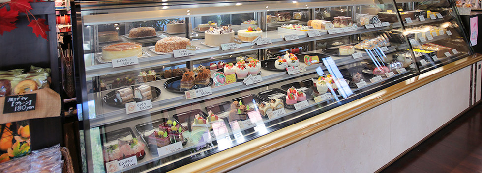 創作菓子工房 マロニエ