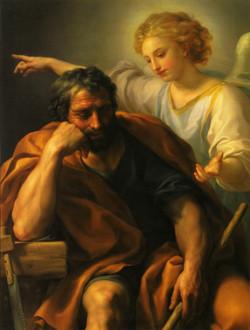 Mary & Joseph's Encounters with God