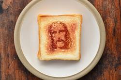 jesus on toast