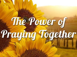 Power of praying together