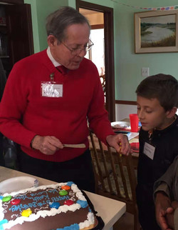 Keith's Birthday Celebration