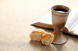Evan's sermon on Holy Communion