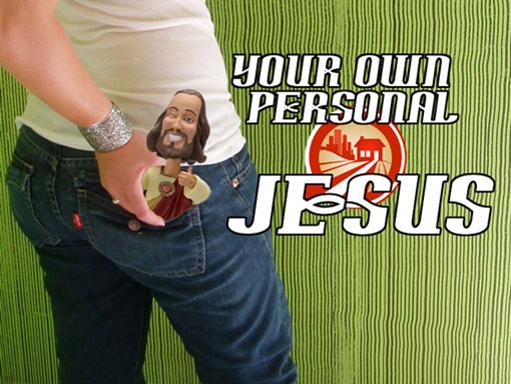 we don't audit Jesus