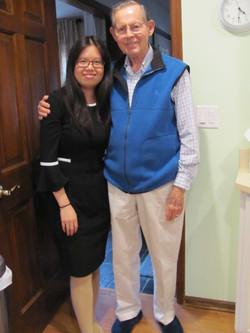 Jingjing's visit