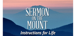 Kingdom Style Living: The Sermon on the Mount