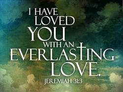 Internalizing God's Unconditional Lo
