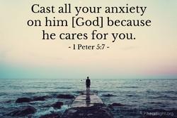 Our Burden Bearing God