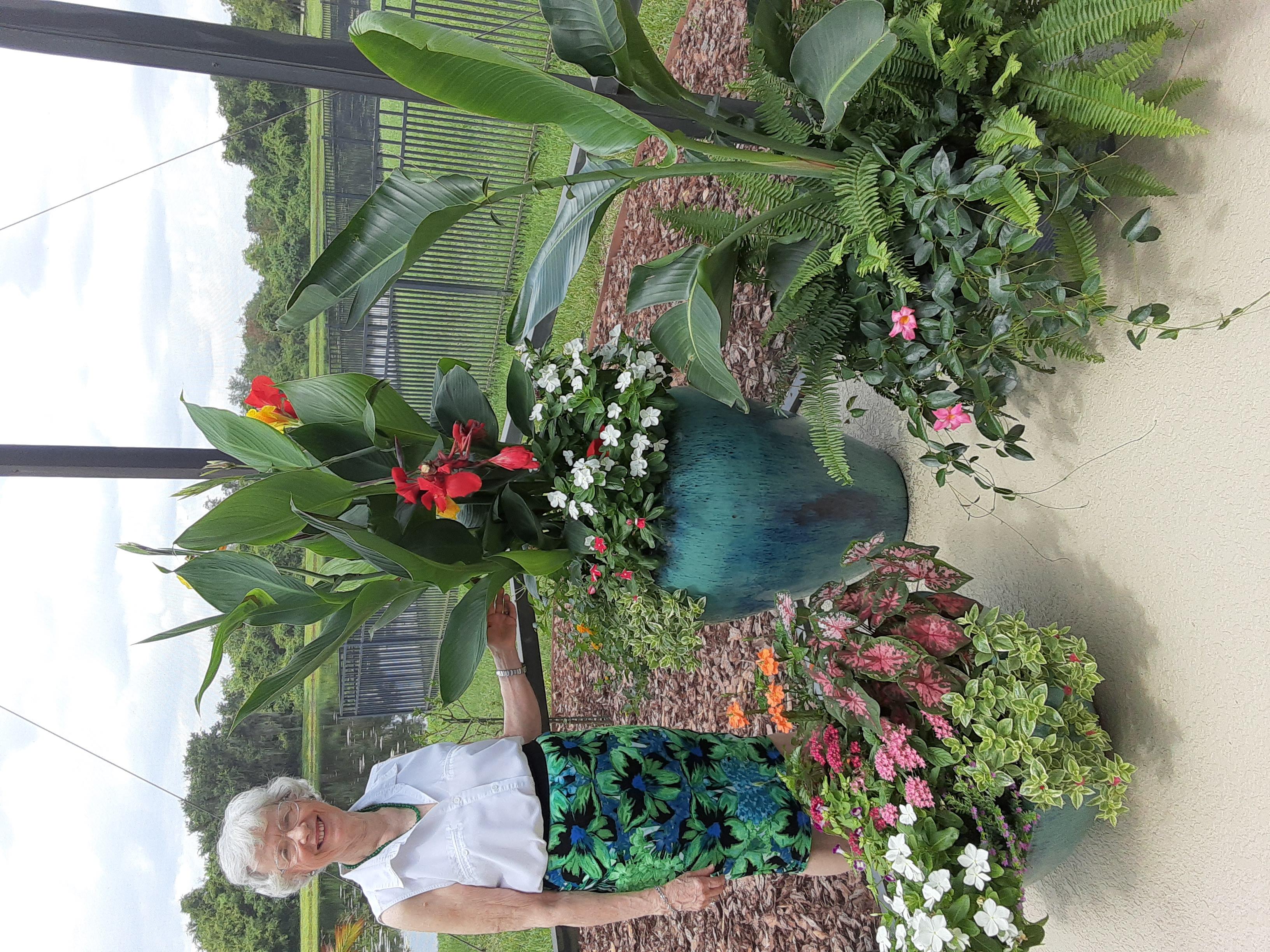 (ML)Florida Floral life