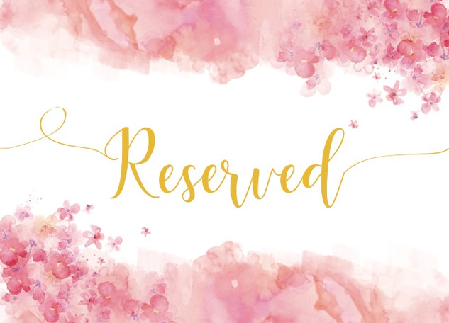 Reserved Cards