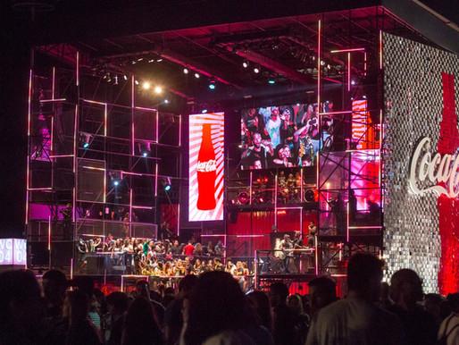 Rock in Rio: um playground para as marcas brincarem. E elas brincaram.