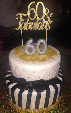 60 and Fabulous Party