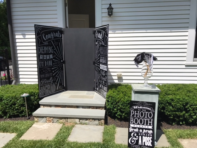 Custom Made Photo Station