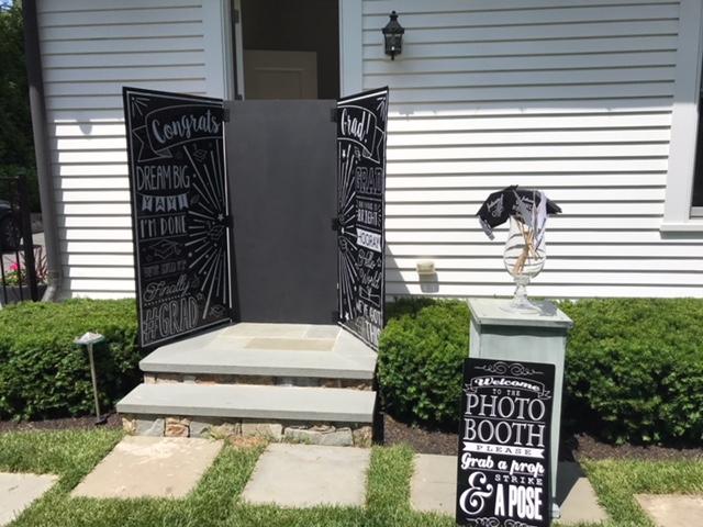 Custom Made Photo Station